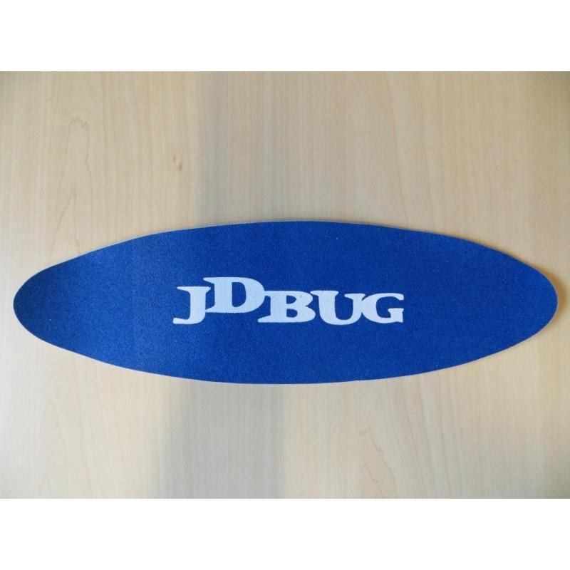 JD BUG JD BUG GRIPTAPE LARGE, BLAUW