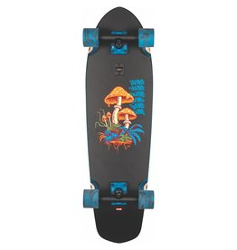 GLOBE GLOBE BIG BLAZER CRUISERBOARD, NATURE WALK/BLUE