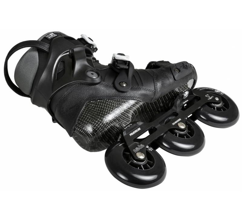 POWERSLIDE POWERSLIDE URBAN SKATES, HC EVO TRINITY BLACK