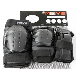 MOVE MOVE PROTECTION 3-PACK BASIC, BLACK