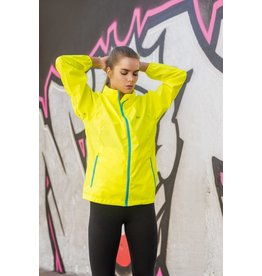 MAC IN A SAC REGENJACKE SENIOR NEON GELB