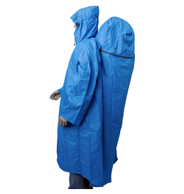 MAC IN A SAC LOWLAND OUTDOOR® RUCKSACK PONCHO