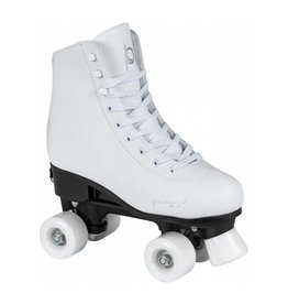 PLAYLIFE PLAYLIFE ROLLERSKATES, CLASSIC WHITE