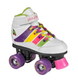 PLAYLIFE PLAYLIFE ROLLERSKATES, KIDS GROOVE WHITE