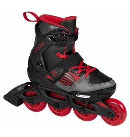 PLAYLIFE PLAYLIFE DARK BREEZE, VERSTELBARE INLINE SKATES