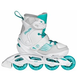 PLAYLIFE PLAYLIFE LIGHT BREEZE, VERSTELBARE INLINE SKATES