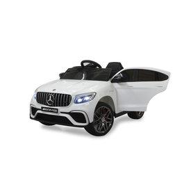 JAMARA RIDE-ON-CAR MERCEDES-AMG  GLC63 S COUPE WIT 4WD