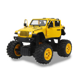 JAMARA JEEP WRANGLER JL - BIG WHEEL 2,4 GHZ A 1:14