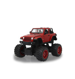JAMARA JEEP WRANGLER JL - BIG WHEEL 2,4 GHZ A 1:14  ROOD