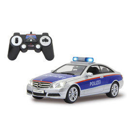 MERCEDES BENZ E350 COUPE POLITIEWAGEN 2,4 GHZ