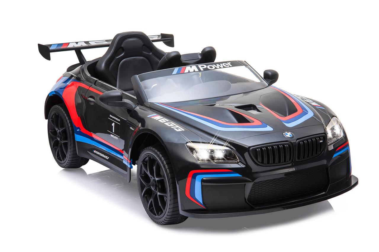JAMARA BMW M6 GT3 ZWART