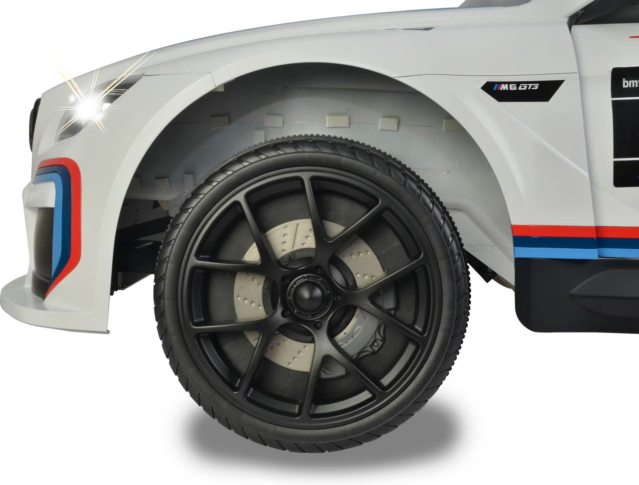 JAMARA BMW M6 GT3 WIT