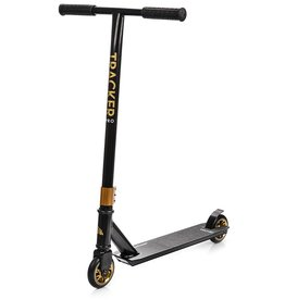 METEOR METEOR STUNT SCOOTER TRACKER, BLACK/GOLD