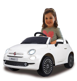 JAMARA RIDE-ON FIAT 500 WIT 12 V