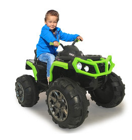 JAMARA RIDE-ON QUAD PROTECTOR GROEN 12V