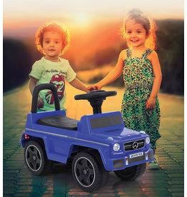 JAMARA PUSH CAR MERCEDES AMG G63 BLAUW