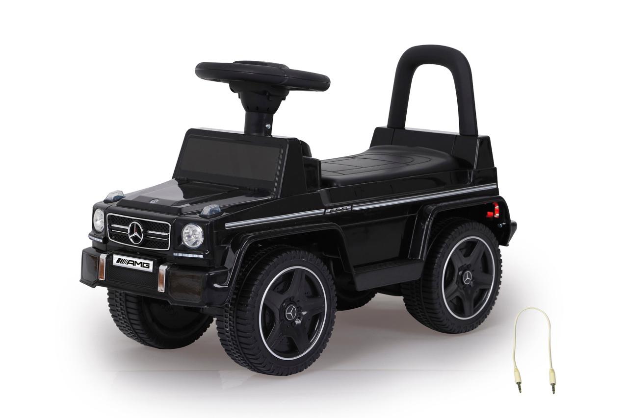 JAMARA PUSH CAR MERCEDES AMG G63 ZWART