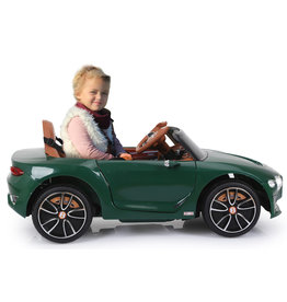 JAMARA RIDE-ON BENTLEY EXP 12 GROEN 12V