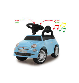 JAMARA PUSH CAR FIAT 500 BLAUW