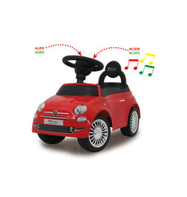 JAMARA PUSH CAR FIAT 500 ROOD