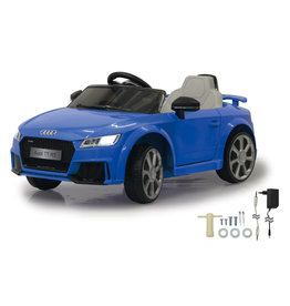 JAMARA RIDE-ON AUDI TT RS BLAUW 12V