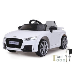 JAMARA RIDE-ON AUDI TT RS WIT 12V