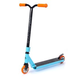 METEOR METEOR STUNT SCOOTER TRIPLE, BLEU/ORANGE