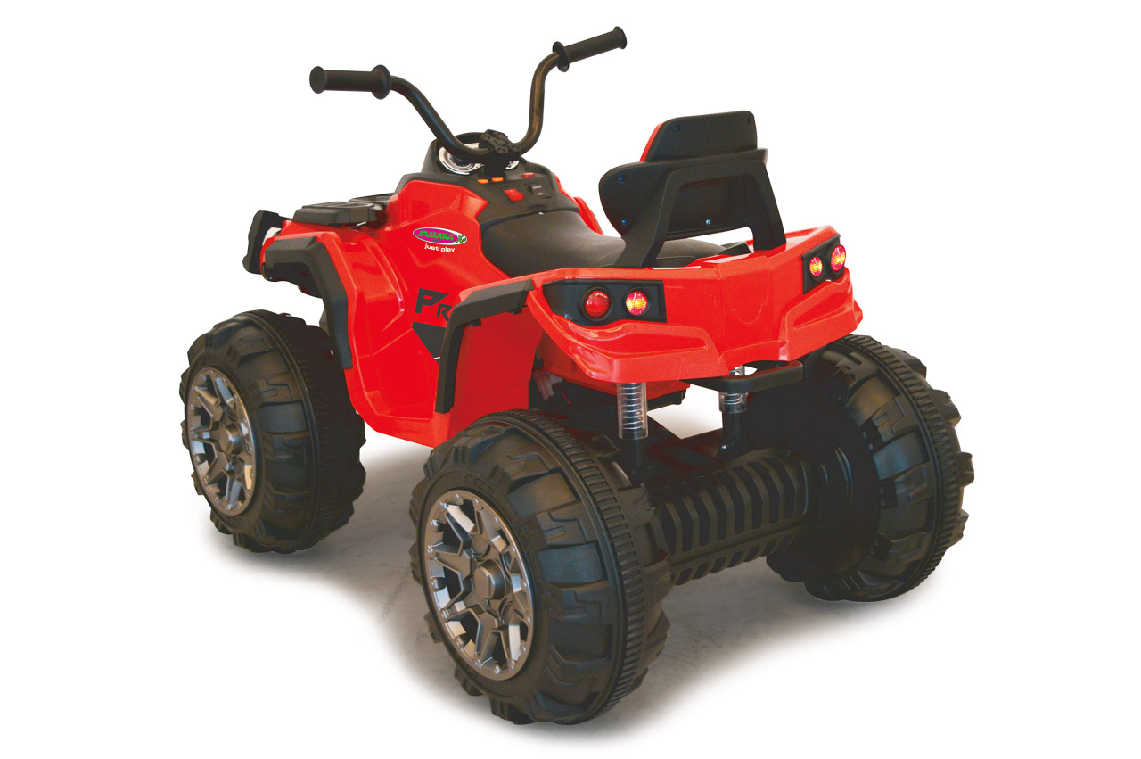 JAMARA RIDE-ON PROTECTOR QUAD 12V ROOD