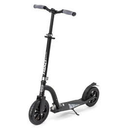 FRENZY SCOOTERS Frenzy Scooter Pneumatic 230mm Cityroller, Schwarz 10+