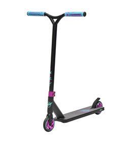 INVERT INVERT V2-TS2 STUNT SCOOTER, PURPLE/TEAL