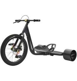 TRIAD DRIFT TRIKE TRIAD NOTORIUS 3, BLACK/CHROME