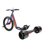 TRIAD DRIFT TRIKE TRIAD UNDERWORLD 4, ELECTRIC NEO/BLACK