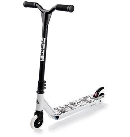 METEOR METEOR STUNT SCOOTER FREE, WHITE