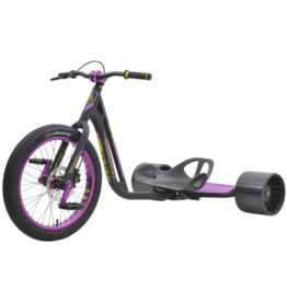 TRIAD DRIFT TRIKE TRIAD SYNDICATE 3, BLACK/PURPLE