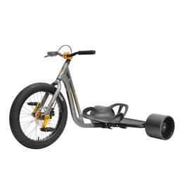 TRIAD DRIFT TRIKE TRIAD SYNDICATE 4, GREY/BLACK