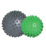 SCHILDKRÖT STACHELIGER MASSAGEBALL, 2ER-SET