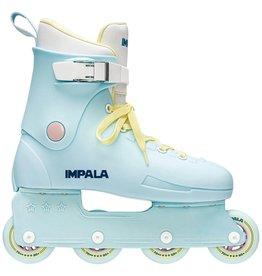 IMPALA IMPALA INLINE SKATES, BLAUW/GEEL