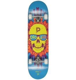 PLAYLIFE PLAYLIFE SKATEBOARD, SKULLHEAD