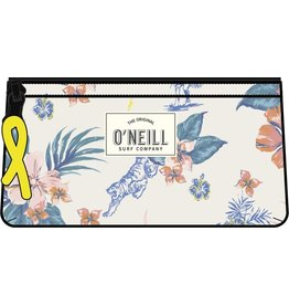 O'NEILL ETUI O'NEILL GIRLS, OFF-WHITE FLOWER: 10X21X6 CM