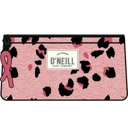 O'NEILL ETUI O'NEILL GIRLS, PINK LEOPARD: 10X21X6 CM