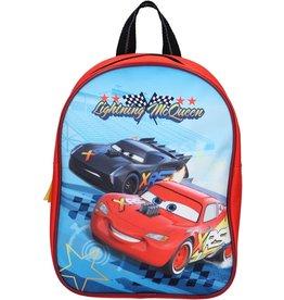 DISNEY RUGZAK CARS, THE FAST ONE: 28X22X10 CM