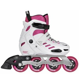 POWERSLIDE ONE URBAN KIDS SKATES, KHAAN JR SQD