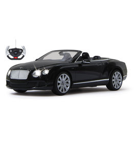 JAMARA BENTLEY CONTINENTAL GT SPEED 1:12 27 MHZ, ZWART