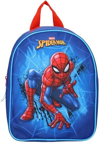 SPIDERMAN RUGZAK SPIDER-MAN, SPIDEY POWER: 28X22X10 CM
