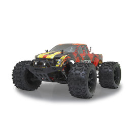 JAMARA NIGHTSTORM MONSTERTRUCK 1:10 BL 4WD LIPO 2,4 GHZ LED