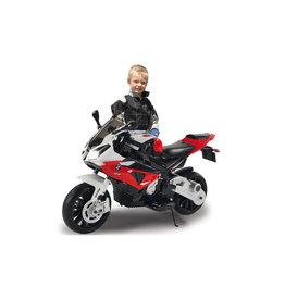 JAMARA RIDE-ON MOTORBIKE BMW S1000 RR 12V, ROOD