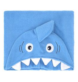 YELLO WRAP SHARK, BLAU