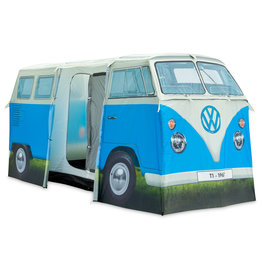 VOLKSWAGEN VOLKSWAGEN KIDS POP-UP TENT, BLAUW