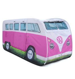 VOLKSWAGEN VOLKSWAGEN KIDS POP-UP TENT, ROZE