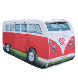 VOLKSWAGEN VOLKSWAGEN KIDS POP-UP ZELT, ROT